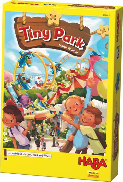 Tiny Park (Kinderspiel)