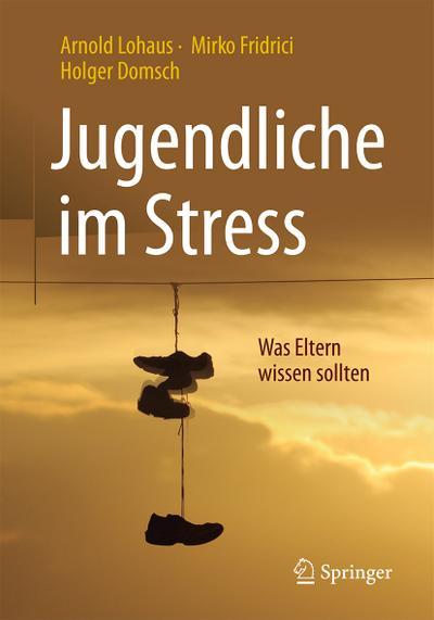 Jugendliche im Stress