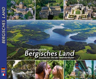 Mittelgebirgsidylle BERGISCHES LAND