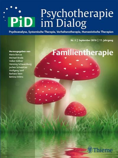 Psychotherapie im Dialog (PiD) Familientherapie