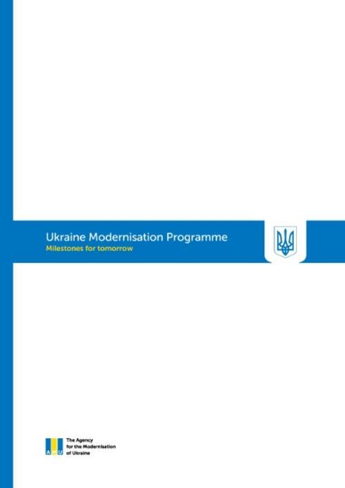 Ukraine Modernisation Programme ~ The Agency For The Moderni ... 9783738648591