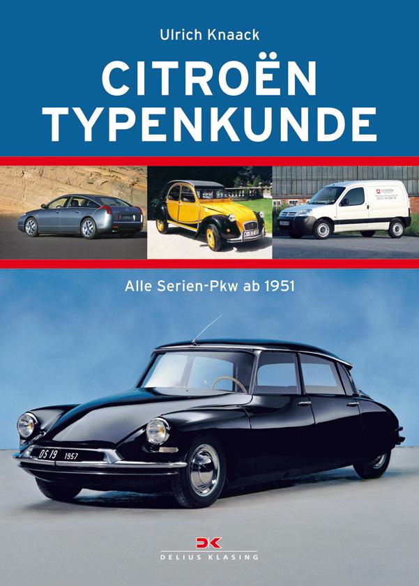 Citroën Typenkunde Ulrich Knaack
