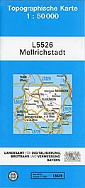Mellrichstadt 1 : 50 000