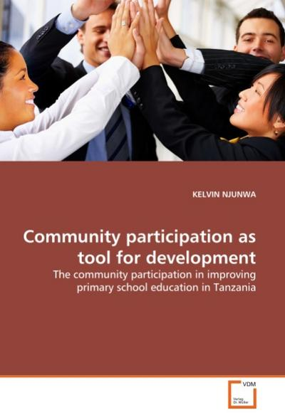 Community participation as tool for development