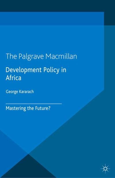 Development Policy in Africa