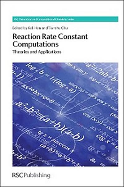 Reaction Rate Constant Computations