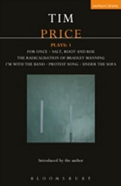 Tim Price Plays: 1