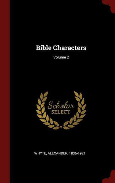 Bible Characters; Volume 2