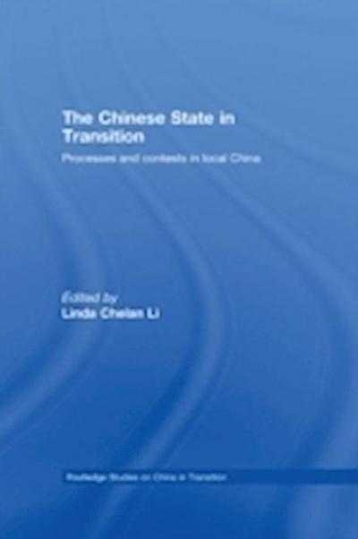 Chinese State in Transition