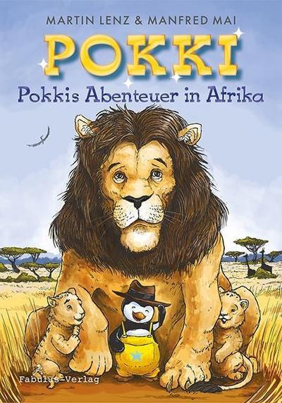 Pokki - Pokkis Abenteuer in Afrika