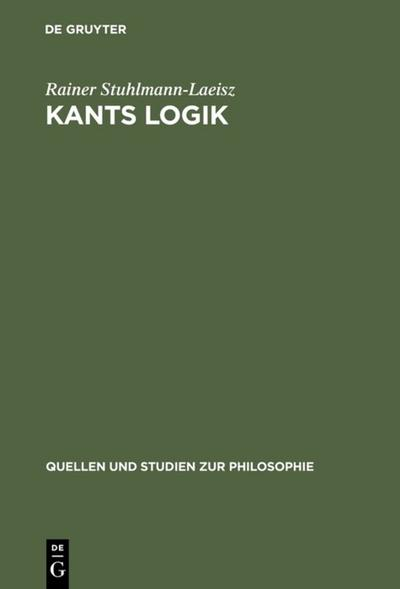 Kants Logik