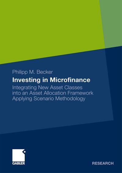 Investing in Microfinance