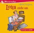 Lotta zieht um (CD): Ungekürzte Lesung, ca. 3 ...