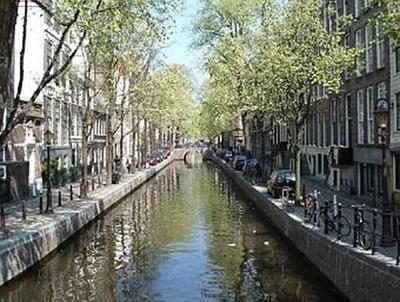 Amsterdam - 500 Teile (Puzzle)