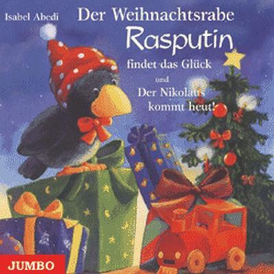 Der Weihnachtsrabe Rasputin findet das Glück. Cassette . Und Der Nikolaus kommt heut!