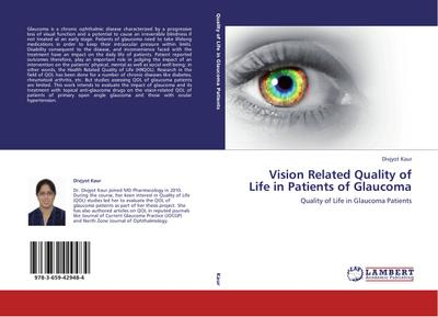 Vision Related Quality of Life in Patients of Glaucoma