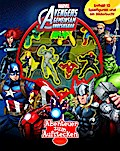 Avengers. Abenteuer zum Aufstecken