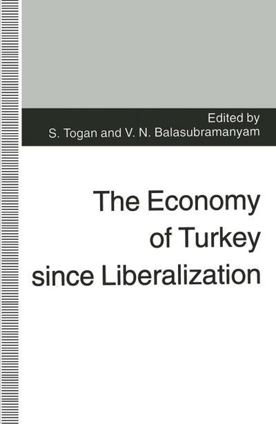 Economy of Turkey since Liberalization