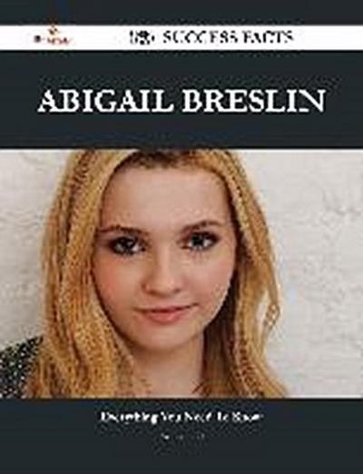 Abigail Breslin 143 Success Facts - Everything you need to know about Abigail Breslin