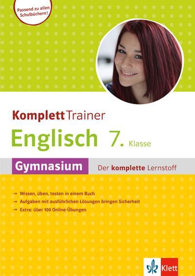 KomplettTrainer Gymnasium Englisch 7. Klasse