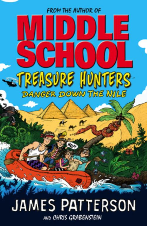 James Patterson ~ Treasure Hunters - Danger Down the Nile 9780099567653