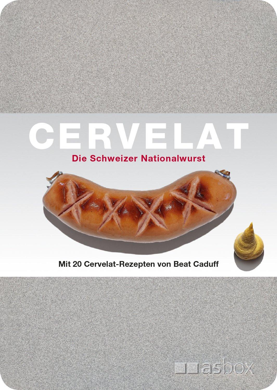 Cervelat - Die Schweizer Nationalwurst, Postkartenbox Roth + Schmid