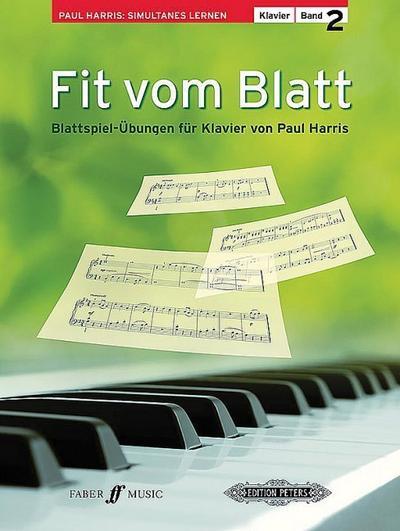 Fit vom Blatt, Klavier. Bd.2