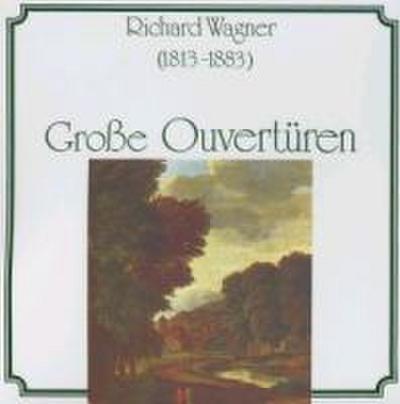 Wagner-Verdi/Grosse Ouvertüren