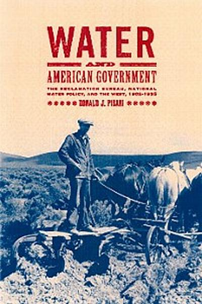 Water and American Government