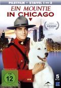 Ein Mountie in Chicago - Staffel 1 & 2 inklusive Pilotfilm