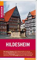 Hildesheim; Stadtführer; Deutsch; mit Farbabb. und Karten