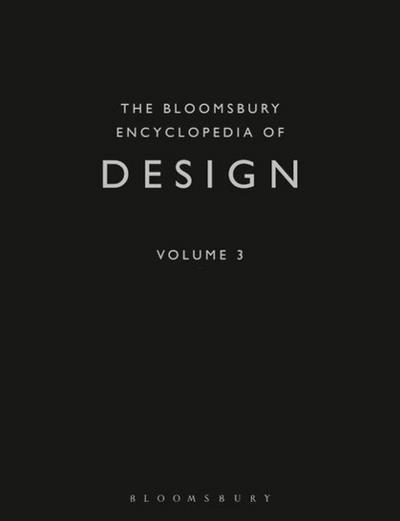 ENCYCLOPEDIA OF DESIGN VOLUME 3