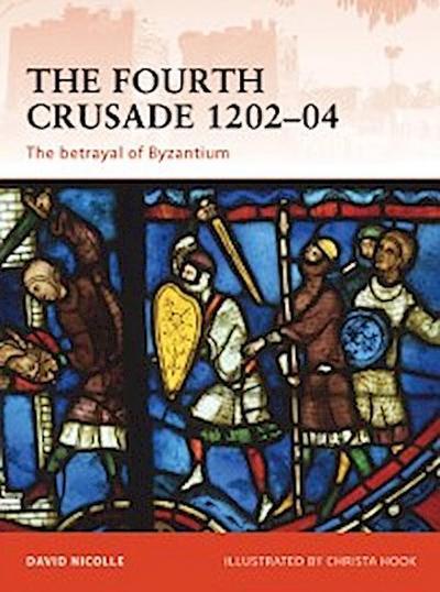 Fourth Crusade 1202 04