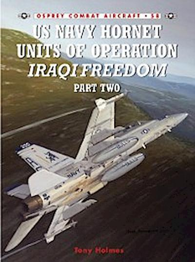 US Navy Hornet Units of Operation Iraqi Freedom (Part Two)