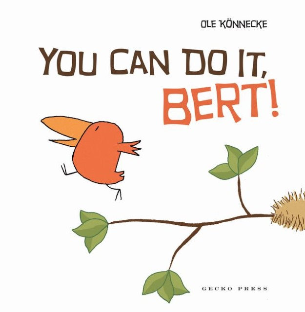 You Can Do It, Bert! Ole Könnecke