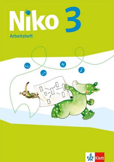 Niko Sprachbuch 3: Arbeitsheft Klasse 3 (Niko Sprachbuch. Ausgabe ab 2014)