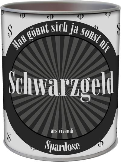 ars vivendi 1238 - Spardose: Schwarzgeld