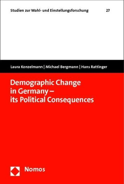 Demographic Change in Germany - its Political Consequences