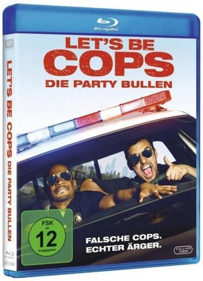 Lets Be Cops - Die Party Bullen