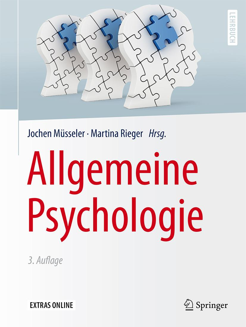 Allgemeine Psychologie Jochen Müsseler