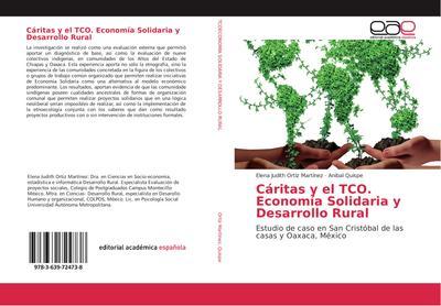Cáritas y el TCO. Economía Solidaria y Desarrollo Rural