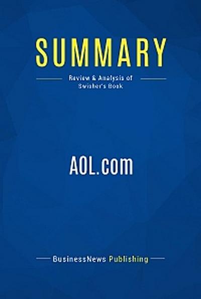 Summary: AOL.com