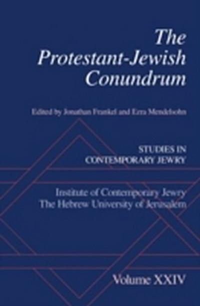 Protestant-Jewish Conundrum