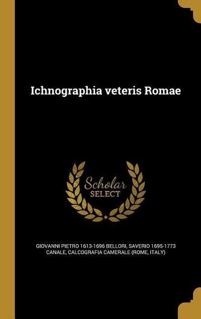 LAT-ICHNOGRAPHIA VETERIS ROMAE