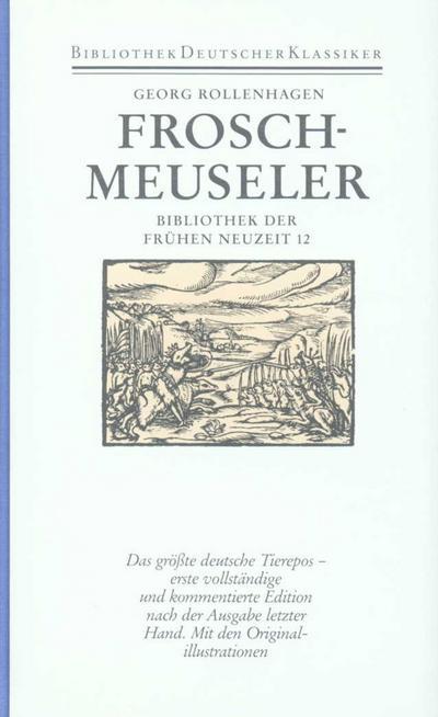 Froschmeuseler. ( Literatur im Zeitalter des Humanismus und der Reformation)