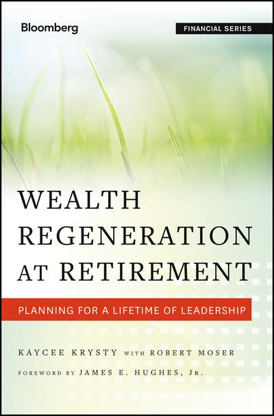 Wealth Regeneration at Retirement