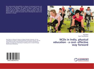 NCDs in India, physical education - a cost- effective way forward