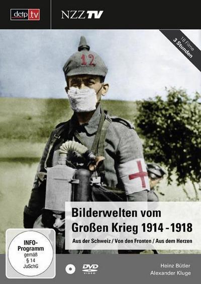 Bilderwelten vom großen Krieg