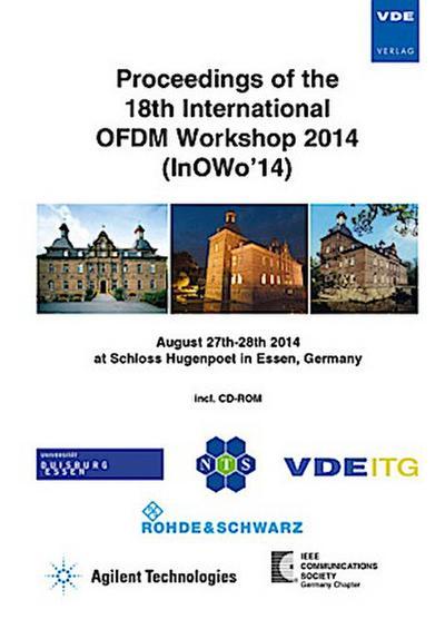 Proceedings of the 18th International OFDM Workshop 2014 (InOWo'14)