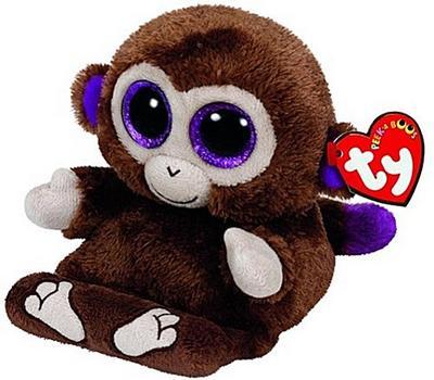Chimp ,Affe 15 cm. Handyhalter